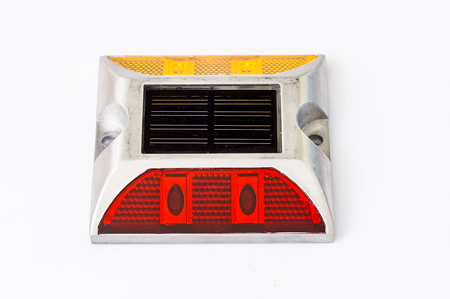 Solar Reflective Aluminium Road stud